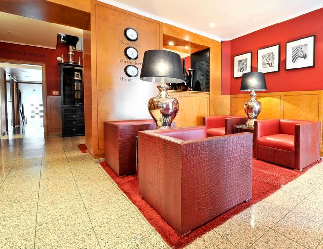 奧斯塔先生與女士酒店 - 杜塞爾多夫 - 杜塞道夫 - 休閒室