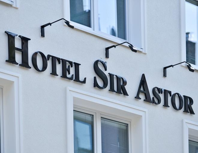 奧斯塔先生與女士酒店 - 杜塞爾多夫 - 杜塞道夫 - 室外景