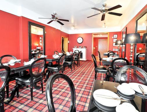 Hotel Sir & Lady Astor - Düsseldorf - Thức ăn