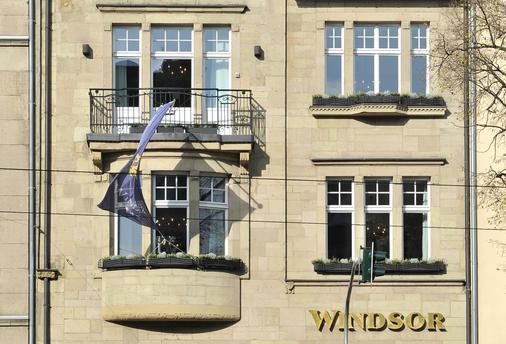 Hotel Windsor - Düsseldorf - Building