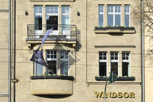 溫莎酒店 - 杜塞爾多夫 - 杜塞道夫 - 建築