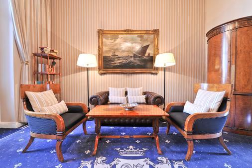 Hotel Windsor - Düsseldorf - Sala de estar