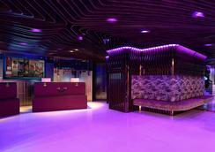 香港灣仔睿景酒店 - 香港 - 大廳