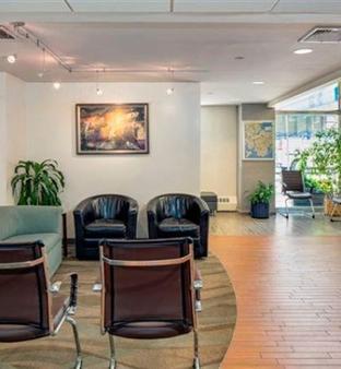 Seafarers International House - New York - Living room