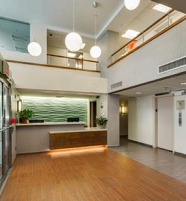 Seafarers International House - New York - Front desk