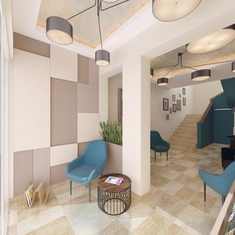 Boulevard Boutique Hotel - Sunny Beach - Lobby