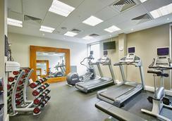 Hilton Garden Inn Bristol City Centre - Bristol - Gym