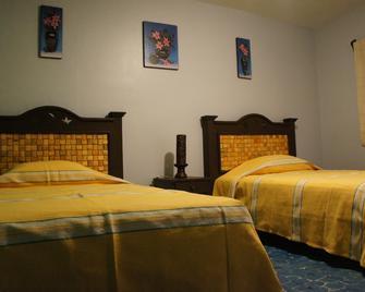 Casa Gubidxa - Oaxaca de Juárez - Slaapkamer