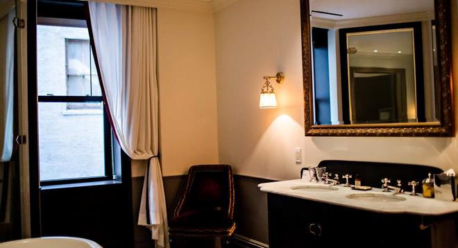 The Nomad Hotel - Νέα Υόρκη - Μπάνιο