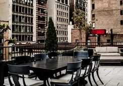 The Nomad Hotel - New York - Rooftop