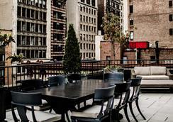諾瑪德酒店 - 紐約 - 紐約 - 露天屋頂
