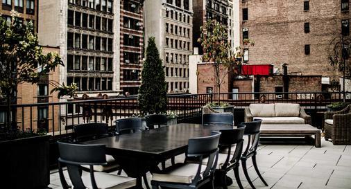 The Nomad Hotel - New York - Balcony