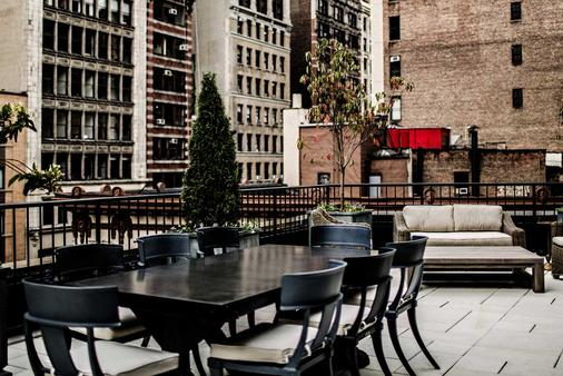 The Nomad Hotel - New York - Parveke