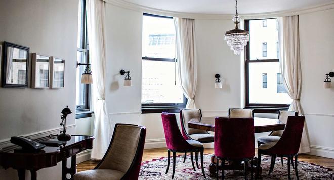The Nomad Hotel - Νέα Υόρκη - Τραπεζαρία