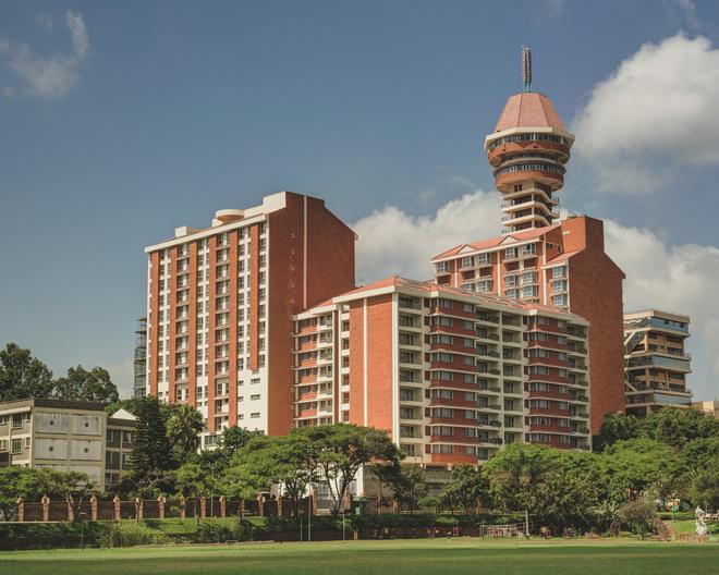 Mövenpick Hotel & Residences Nairobi - Nairobi - Rakennus