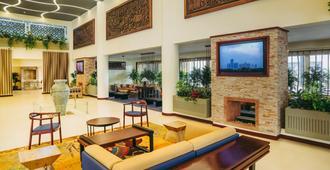 Mövenpick Hotel & Residences Nairobi - Nairobi - Lobby