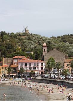 Hôtel Triton - Collioure - Outdoors view