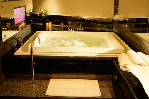 Hotel Golden Dragon - Macao - Kylpyhuone