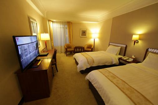 Hotel Golden Dragon - Macao - Chambre