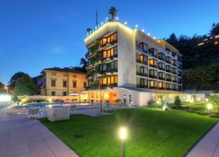 Hotel Delfino - Lugano - Bâtiment