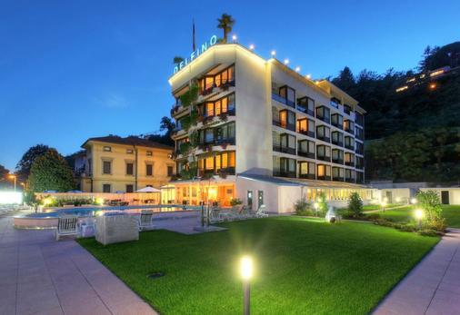 Hotel Delfino - Lugano - Rakennus