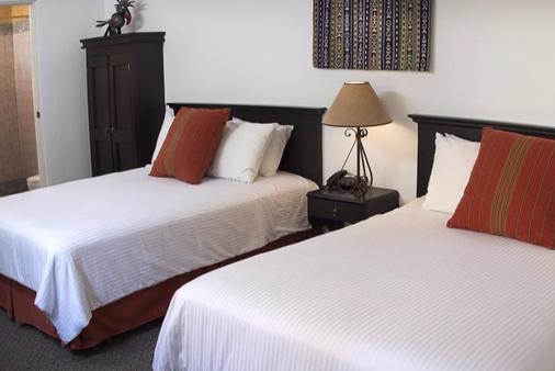 Hotel Ciudad Vieja - Ciudad de Guatemala - Κρεβατοκάμαρα