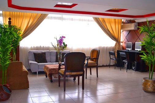 Hotel Malecon Inn - Guayaquil - Business centre