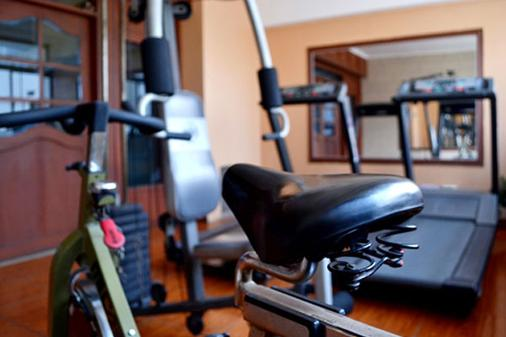 Hotel Malecon Inn - Guayaquil - Gym