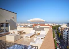Tandem Soho Suites - Málaga - Balcón
