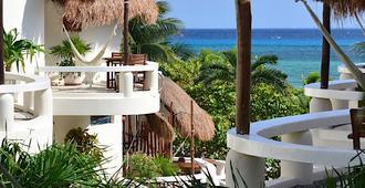 Playa Palms Beach Hotel - Playa del Carmen - Edificio