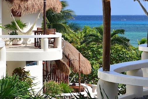 Playa Palms Boutique Beach Hotel - Playa del Carmen - Edificio