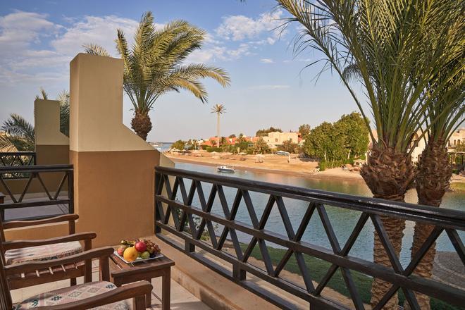 Dawar el Omda - El Gouna - Μπαλκόνι
