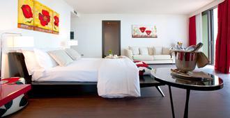 拉古納宮酒店 - 格拉多 - 歌德 - 臥室