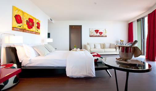 Laguna Palace Hotel - Grado - Phòng ngủ