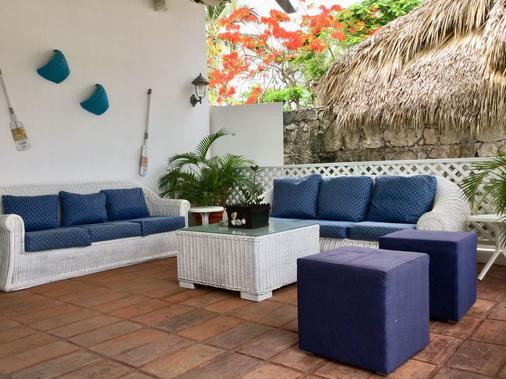 Hotel Capriccio Mare - Punta Cana - Patio
