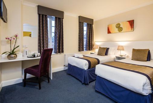 金士蘭酒店 - 布蘭特 - 倫敦 - 臥室