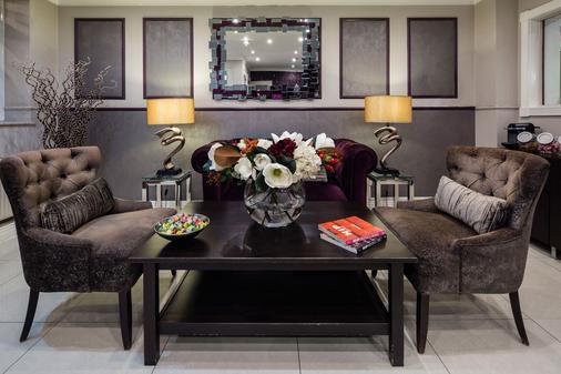 金士蘭酒店 - 布蘭特 - 倫敦 - 客廳