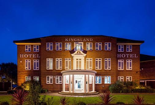 金士蘭酒店 - 布蘭特 - 倫敦 - 建築