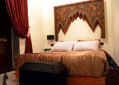 Dar Tahri - Fès - Schlafzimmer