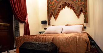Dar Tahri - Fez - Kamar Tidur