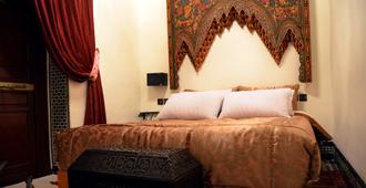 Dar Tahri - Fez - Makuuhuone
