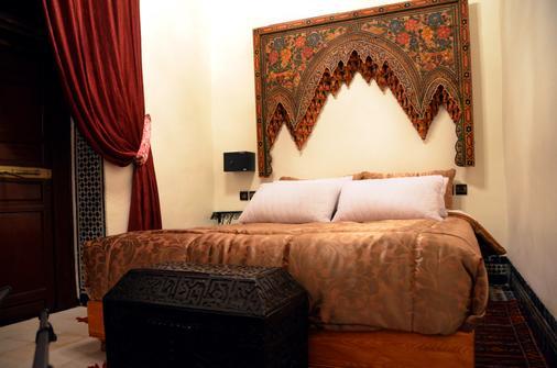 達塔利酒店 - 非斯 - 非斯 - 臥室