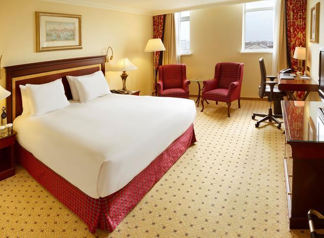 Hilton Antwerp Old Town - Antwerp - Bedroom