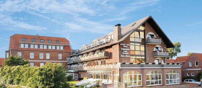 Nordseehotel Freese - Juist - Edificio
