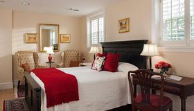 Embassy Circle Guest House - Washington - Bedroom