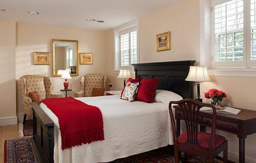 Embassy Circle Guest House - Washington, D.C. - Quarto