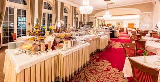 Hotel Stefanie - Viena - Buffet