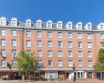 Georgetown Inn - Washington - Building