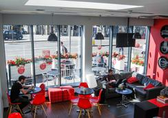 Haymarket Hub Hotel - Эдинбург - Ресторан