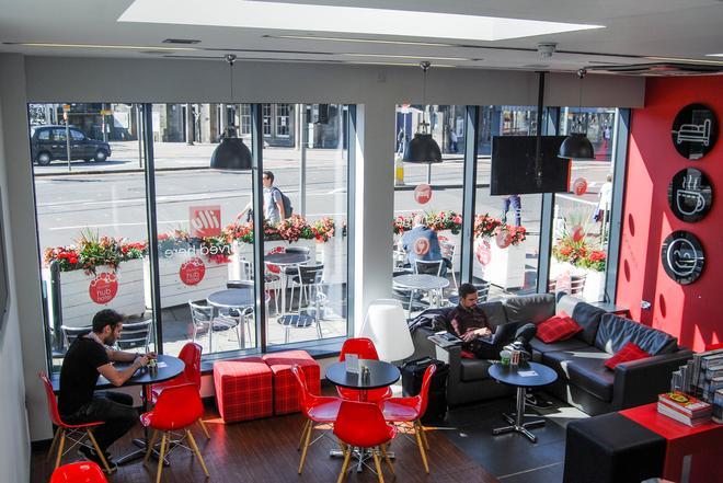 Haymarket Hub Hotel - Edimburgo - Ristorante
